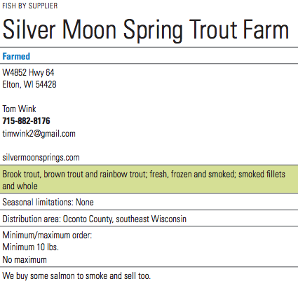 Silver Moon Spring Info