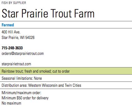 Star Prairie Info