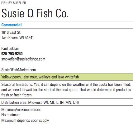 Susie Q Info